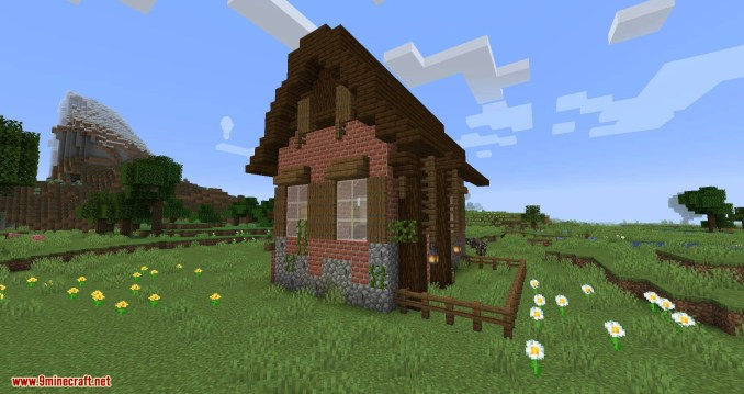 Mo_ Structures mod for minecraft 03