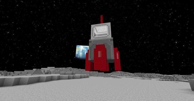Moon and Space Mod Screenshots 5