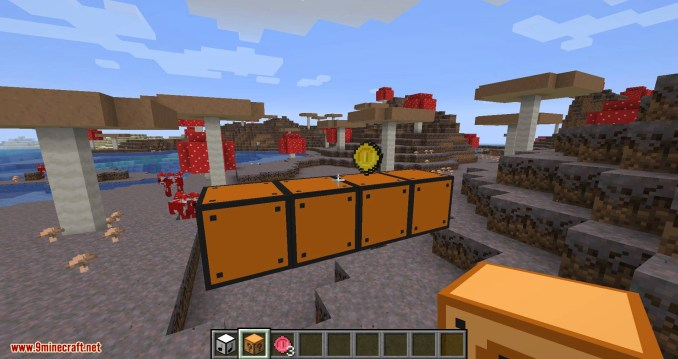 Mubble mod for minecraft 08