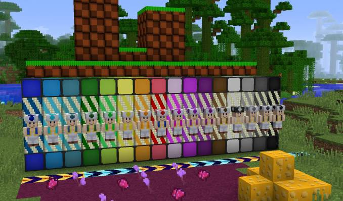 Mubble mod for minecraft 26