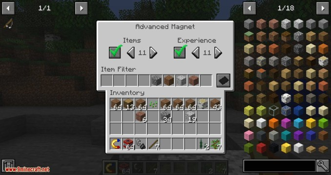 Simple Magnets mod for minecraft 08