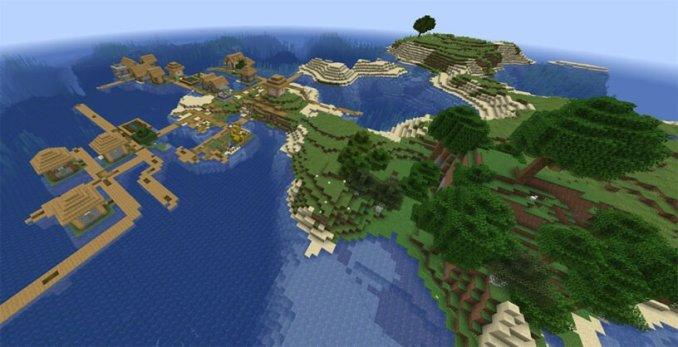 Village Island (Java - 1.14+)