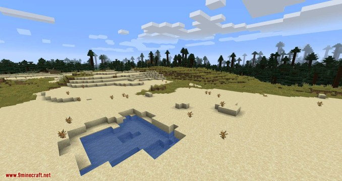Voyage mod for minecraft 05