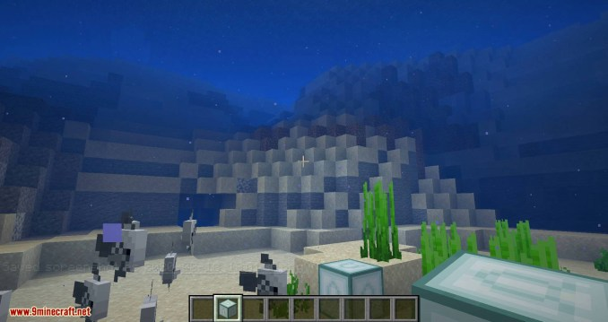 Lightest Lamps mod for minecraft 11