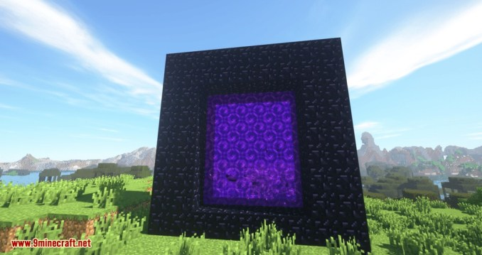 Restricted Portal mod for minecraft 02