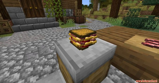 Sandwichable Mod Screenshots 7
