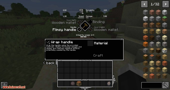 Tetra mod for minecraft 05