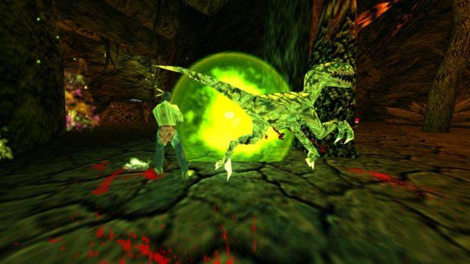 Turok & Turok 2 - Top 10+ best Dinosaur games to play on PC in 2021