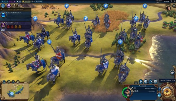 Steel and Thunder (Collection) - Top 9 best Civilization VI mods | Civ 6 mods download .