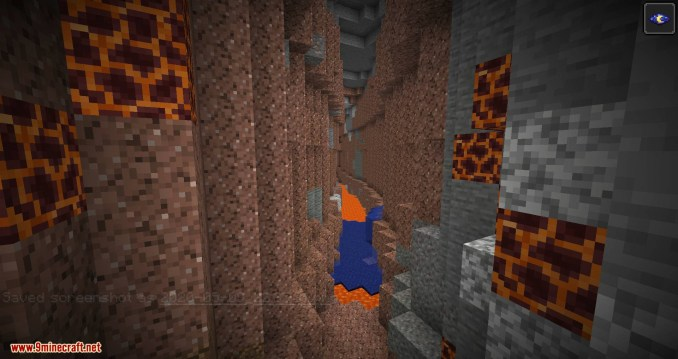 Cave Biomes mod for minecraft 10