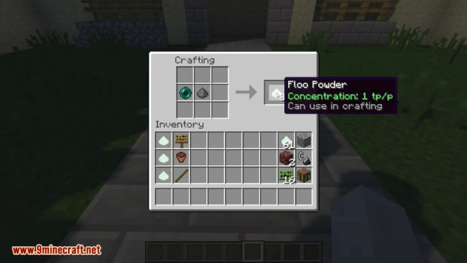 Floocraft Mod Crafting Recipes 1