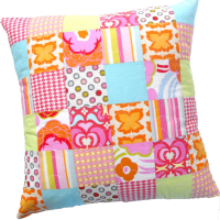Just one example of a Hospice Pillow Cover.
