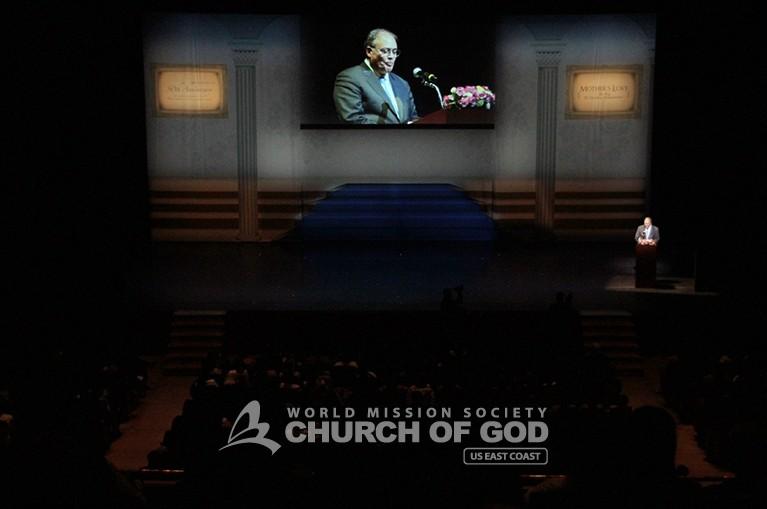 jubilee, 50th anniversary, World Mission Society Church of God, WMSCOG, Church of God, Mother's love, global harmony, key to harmony, orchestra, strings, amazing grace, dancing, NJPAC, Kruesi, nasa, science