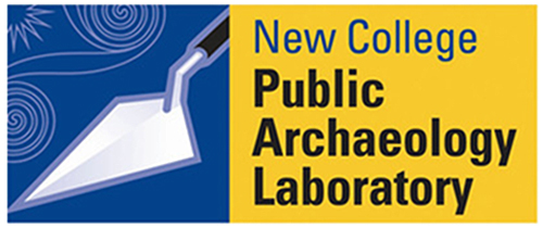 NEW COLLEGE OF FLORIDA PUBLIC ARCHAEOLOGY LAB