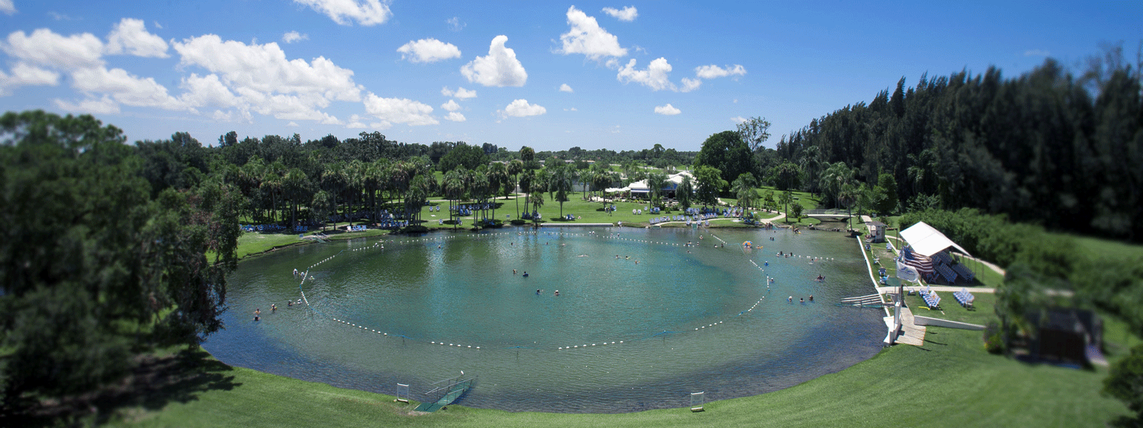 WARM MINERAL SPRINGS [photo by Orlando Sentinel]