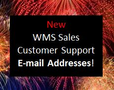 Customer Support E-mail Addresses