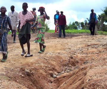 West Nile roads in sorry state despite govt pledge for repairs