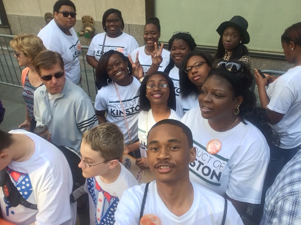 Kinston Teens talk about inspiration from powerful conference (Image 1)_12791