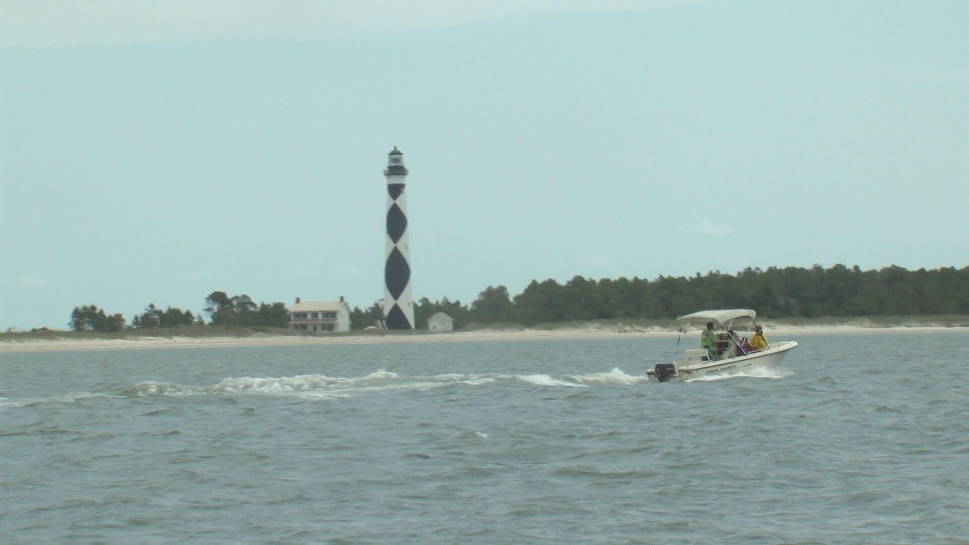 WNCT Lighthouse Tour_ Cape Lookout (Image 1)_12879