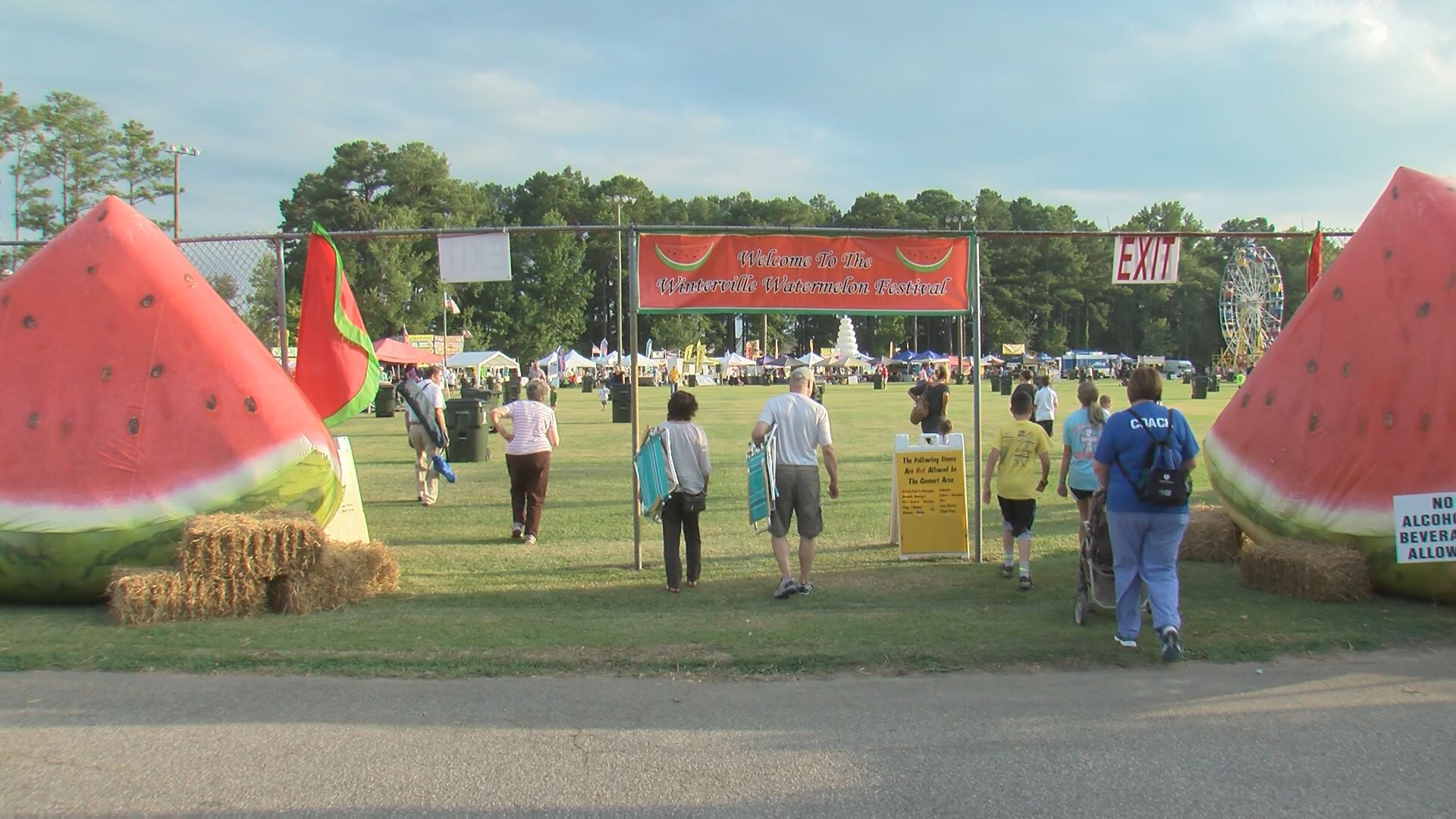The 30th annual Watermelon Festival in Winterville._57847