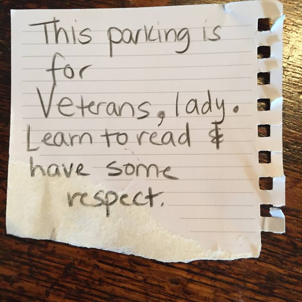 VETERANS NOTE_230298