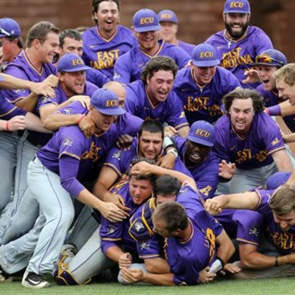 NCAA William Mary East Carolina Baseball_226541