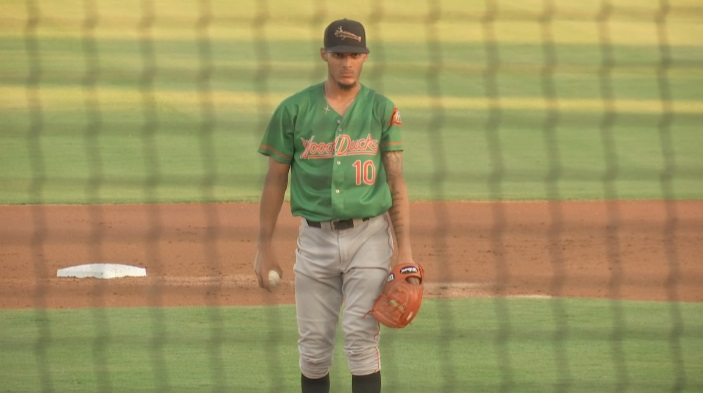 Jon Hernandez Wood Ducks Baseball_442005