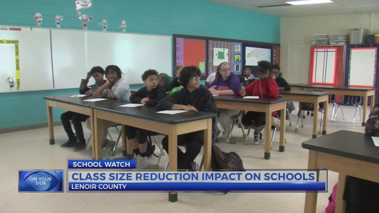 Class size reduction impact on schools
