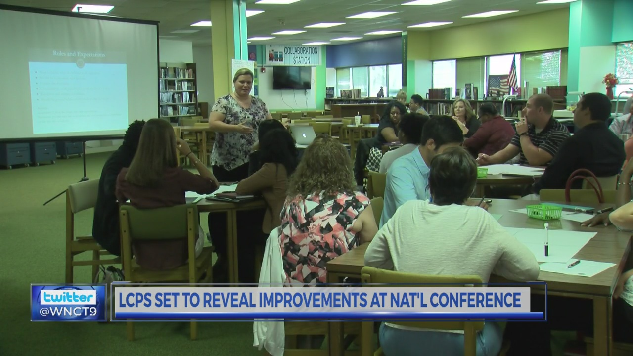 LCPS Set To Reveal Improvements At National Conference