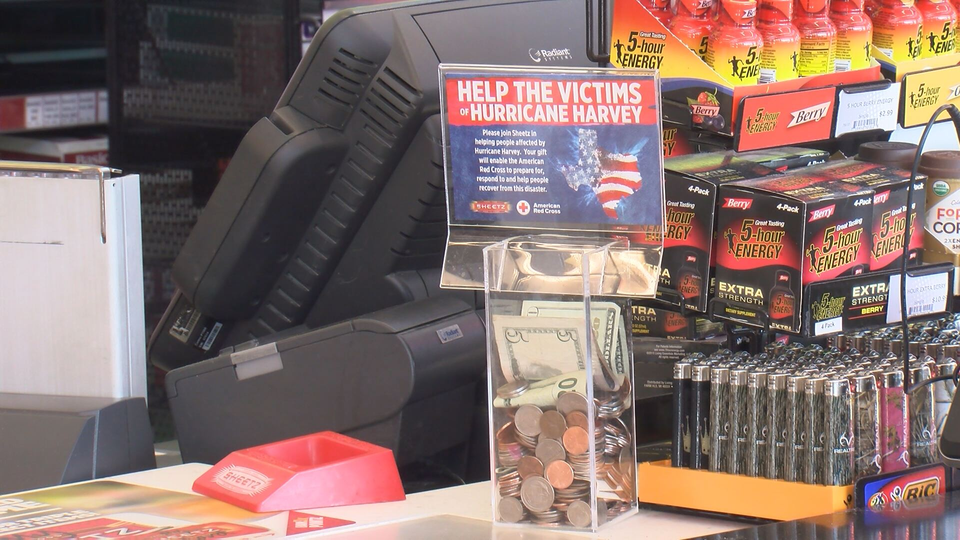 sheetz donations_467422