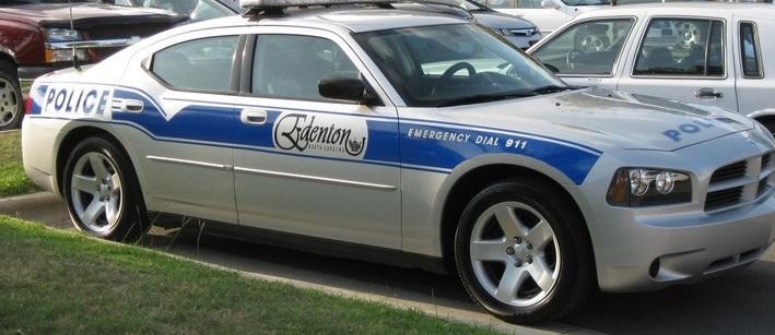 Edenton police car_489201