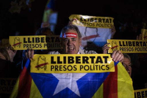APTOPIX Spain Catalonia_500815