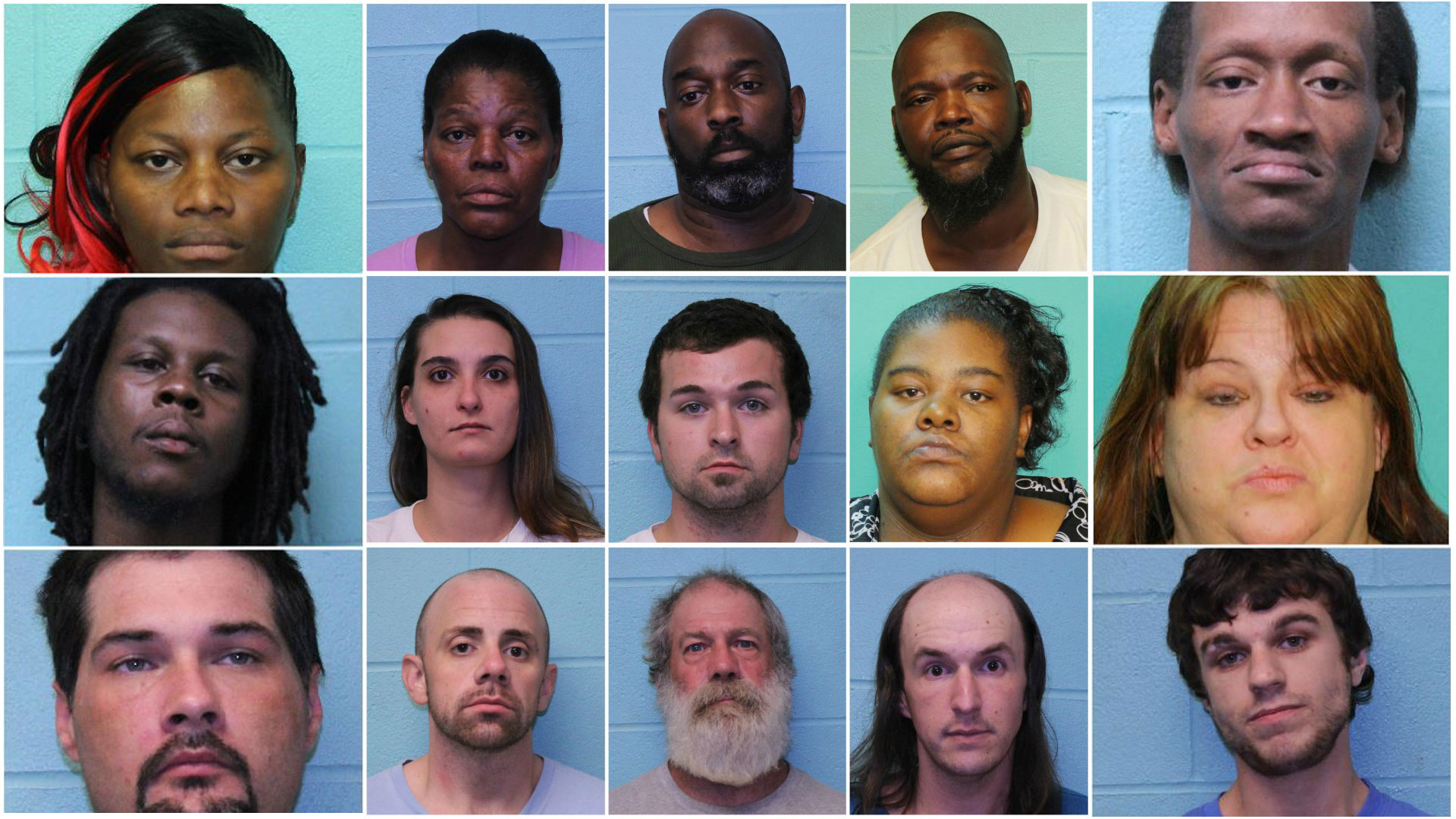 Winter drug round-up in Lenoir Co  ends in 11 arrests