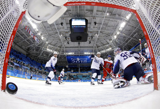 Pyeongchang Olympics Ice Hockey Men_569380