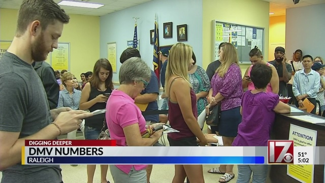 Staffing issues remain at NC DMV after outcry about wait times