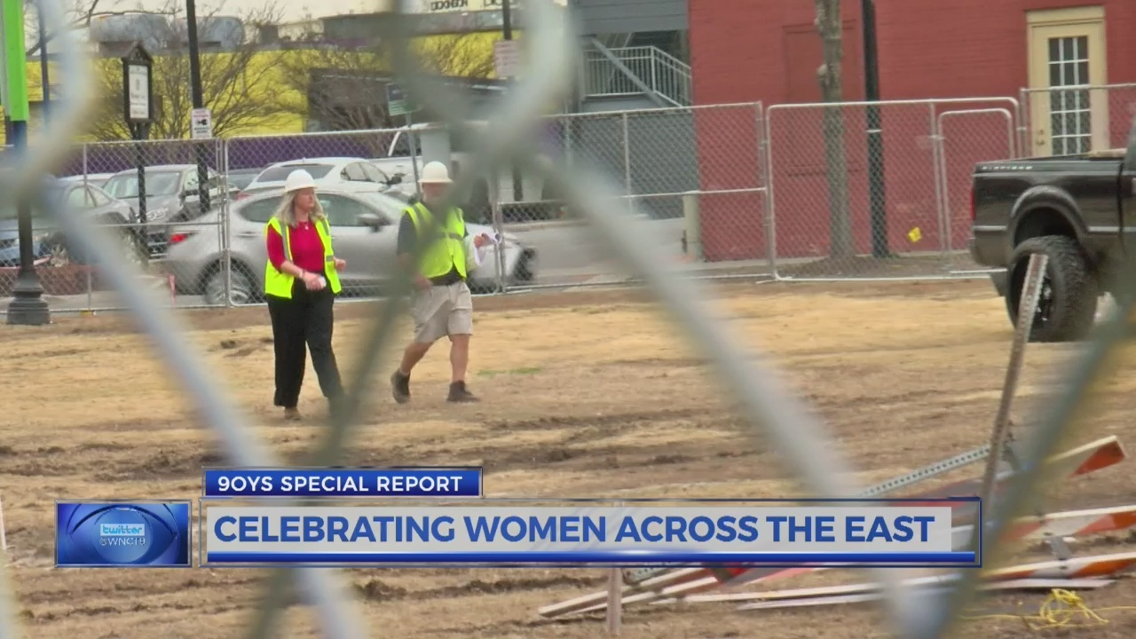 Women's History: The impact women are having in ENC