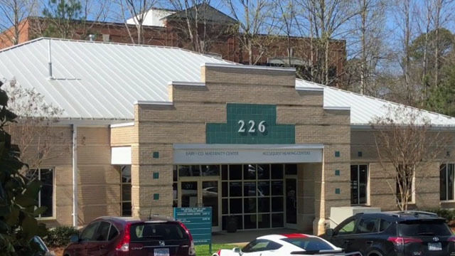 Cary NC Birthing Center Closes