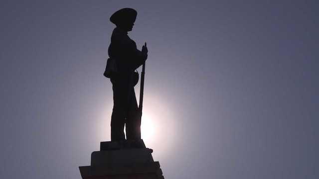 Confederate Monument Pittsboro NC