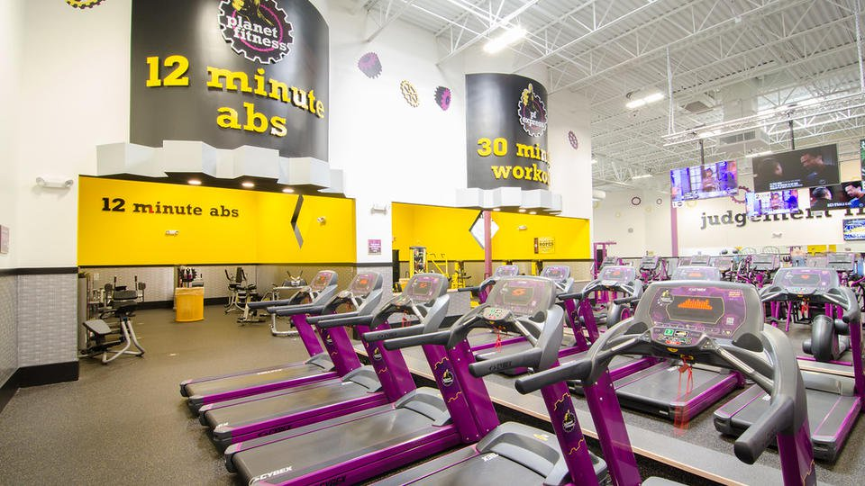 Planet Fitness Greenville NC