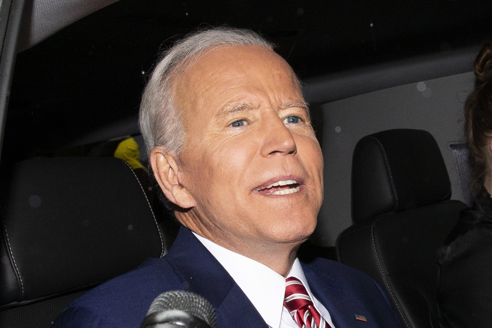 Joe Biden April 26