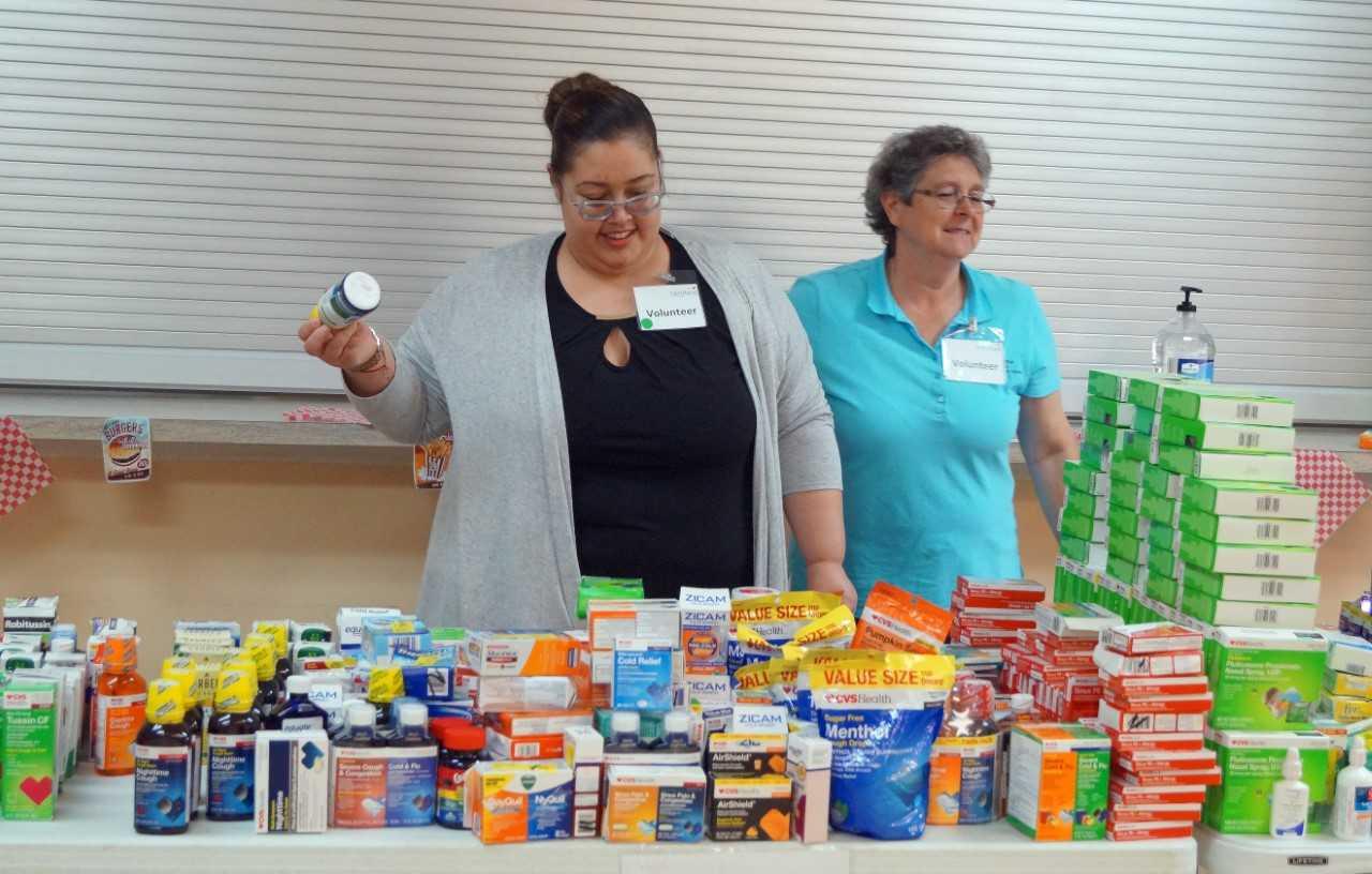 Medicine Giveaway Greenville