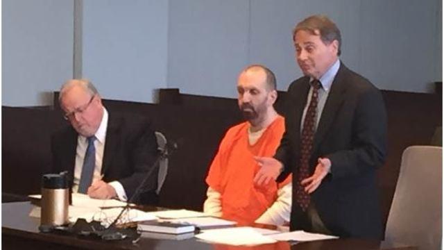 Stephen Craig Hicks In Court