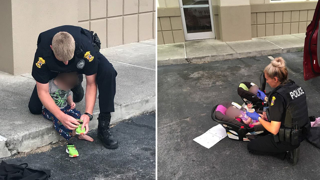 Toddler Found at IHOP Parents Passed Out on Drugs