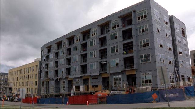 Housing Construction in Durham