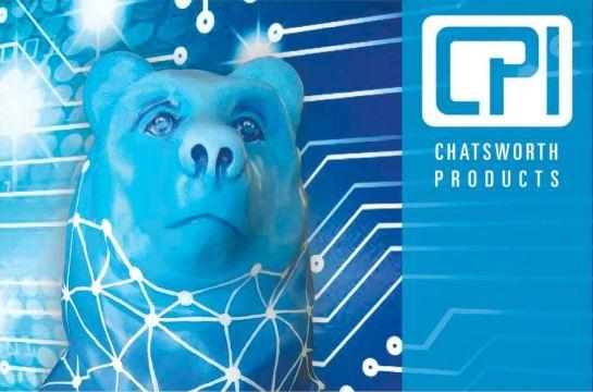 CPI Logo and Technology Bear