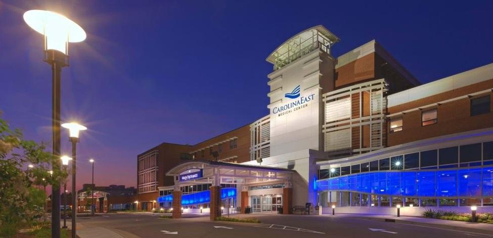 Carolina East Medical Center New Bern