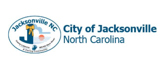 City of Jacksonville NC Logo 2019