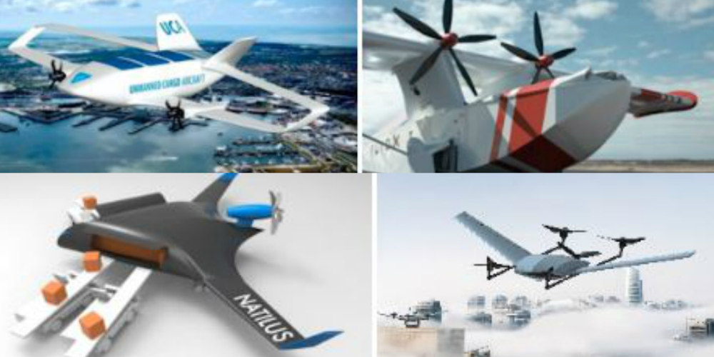 Unmanned Cargo Aircraft Conference 2019 Greenville