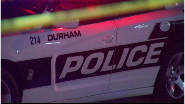 Durham Police Car