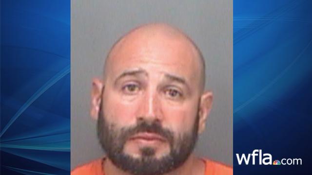 Florida Wedding Crasher Mugshot